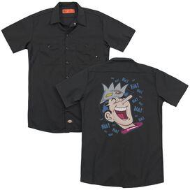 Archie Comics Laughing Jughead (Back Print) Adult Work Shirt