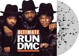 Run-D.M.C. - Ultimate Run DMC [Exclusive Clear with Black Splatter Vinyl]