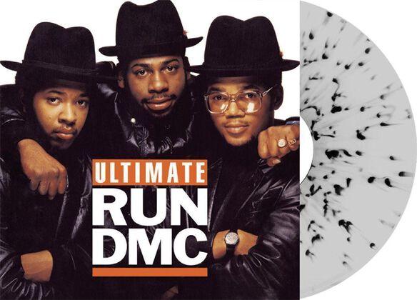 Run-D.M.C. - Ultimate Run DMC [Exclusive Clear with Black Splatter Vinyl]