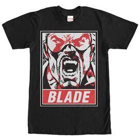 Blade Art Poster T-Shirt