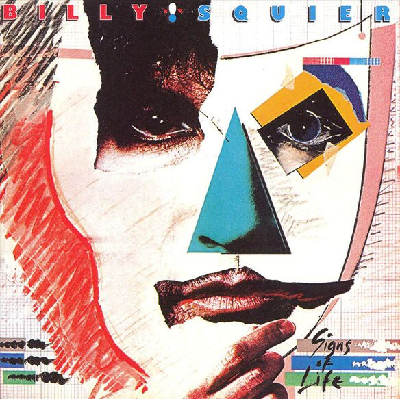 Billy Squier - Signs of Life