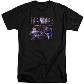 Farscape Flarescape Short Sleeve Adult Tall T-Shirt