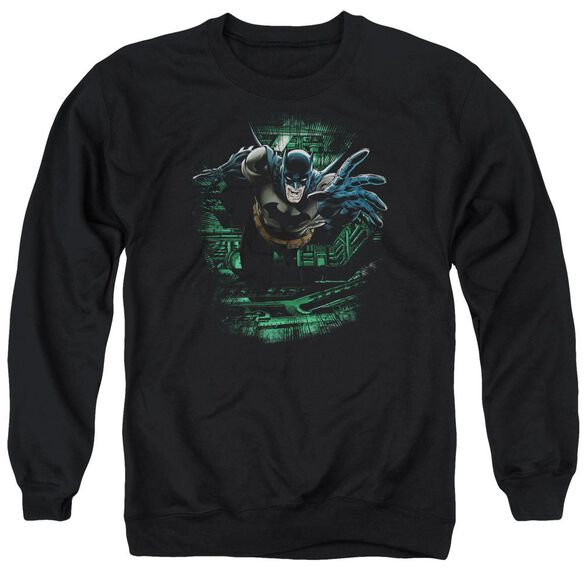 Batman Surprise Adult Crewneck Sweatshirt
