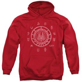 Bsg Colonies Adult Pull Over Hoodie