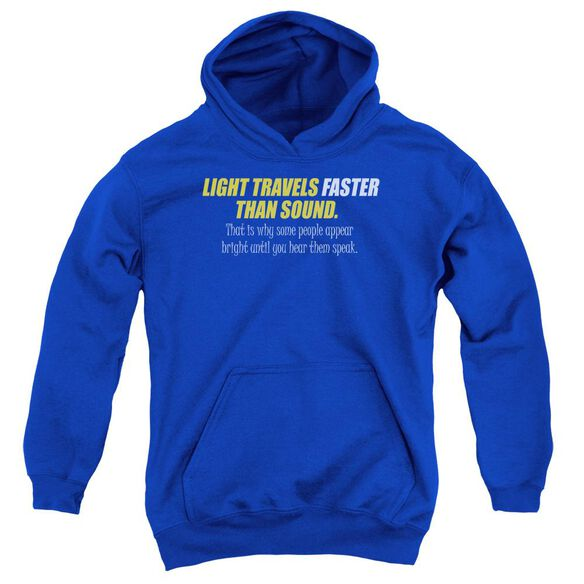 Faster Than Sound Youth Pull Over Hoodie