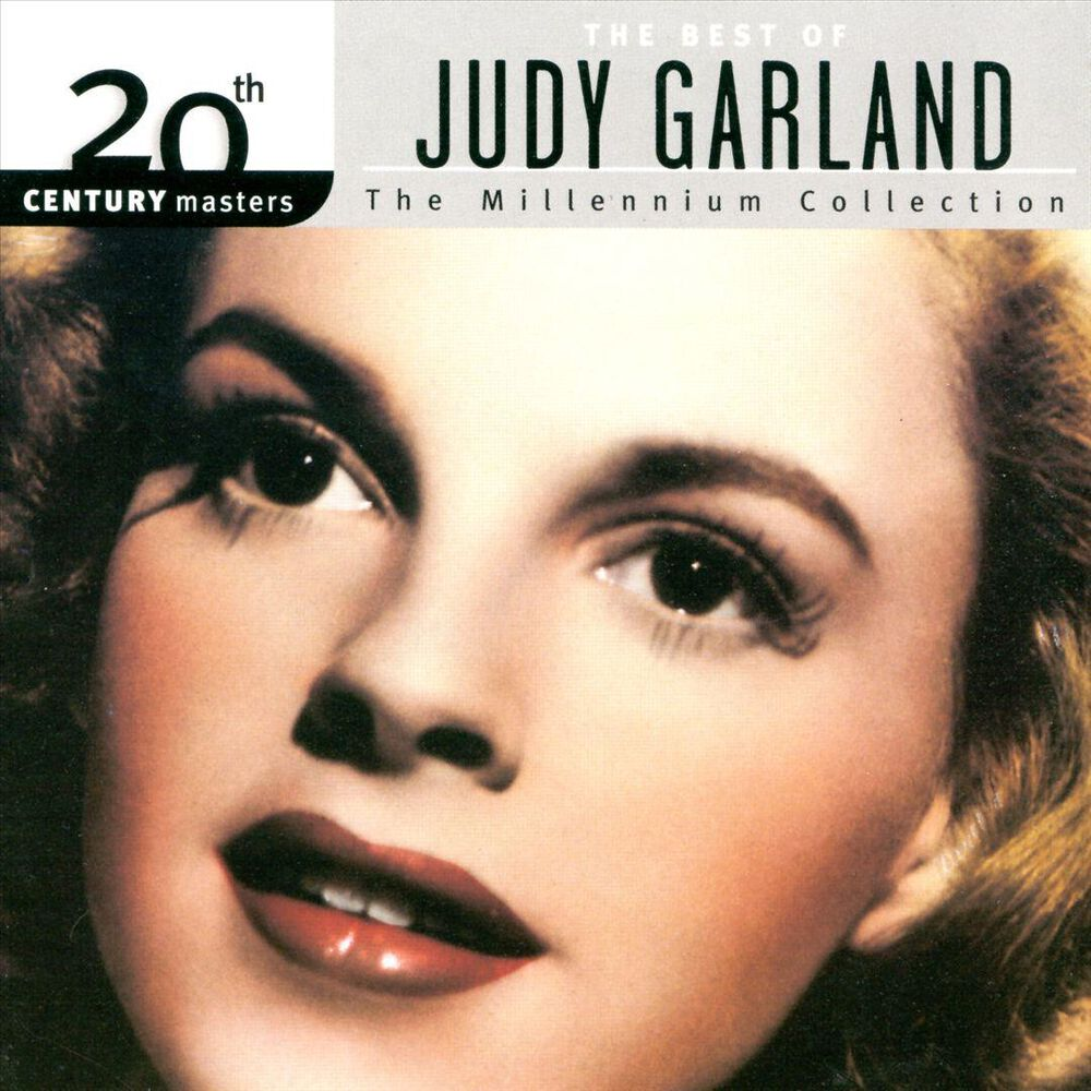 Best of Judy Garland: 20th Century Masters by Judy Garland - New on ...