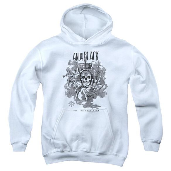 Andy Black Truumpets Sound Youth Pull Over Hoodie