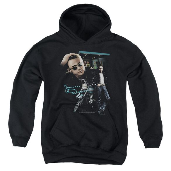 Dean Pit Stop Youth Pull Over Hoodie