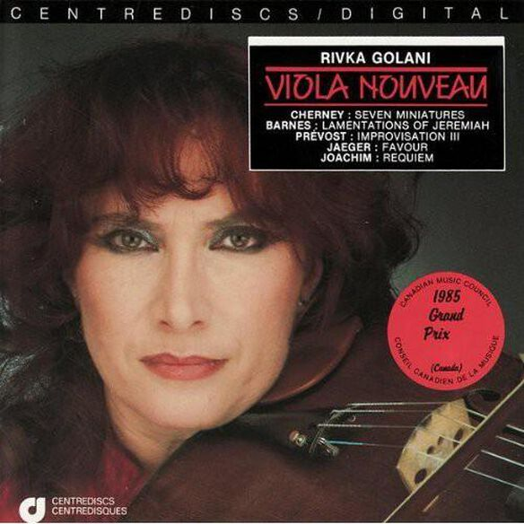 Rivka Golani - Viola Works