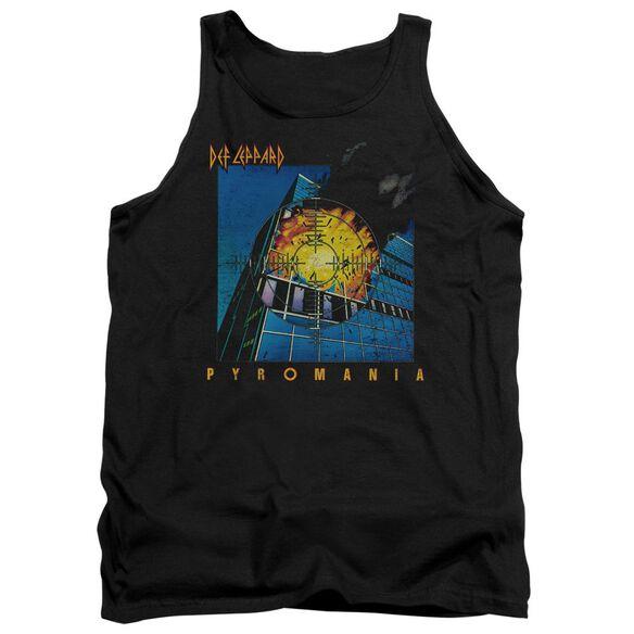 Def Leppard Pyromania Adult Tank