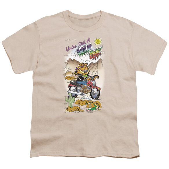 Garfield Wild One Short Sleeve Youth T-Shirt