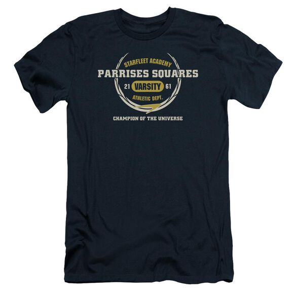 Star Trek Parrises Squares Short Sleeve Adult T-Shirt