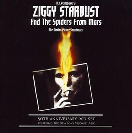 David Bowie - Ziggy Stardust and the Spiders from Mars [The Motion Picture Soundtrack]