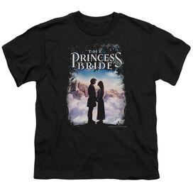 Princess Bride Storybook Love Short Sleeve Youth T-Shirt