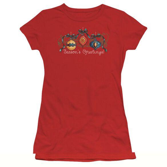 ORNAMENTS- T-Shirt