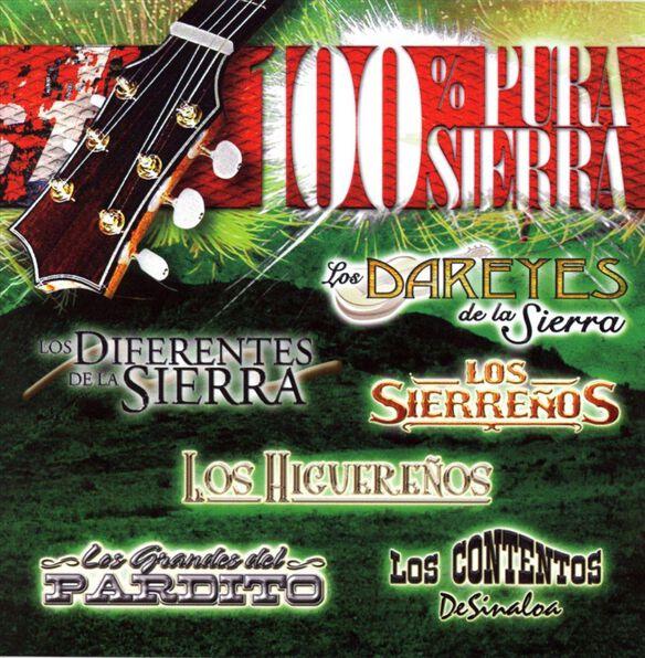 100% Pura Sierra 1105