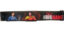 Big Bang Theory Superhero Cast Seatbelt Belt