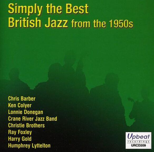 Simply Best British Jazz From The 1950's / Various
