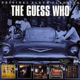 The Guess Who - Original Album Classics
