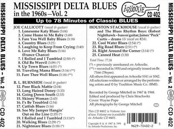 Blow My Blues Away V2