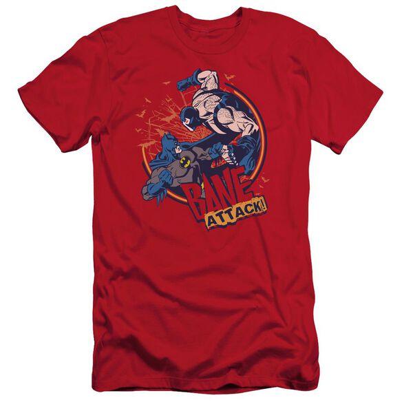 Batman Bane Attack! Short Sleeve Adult T-Shirt