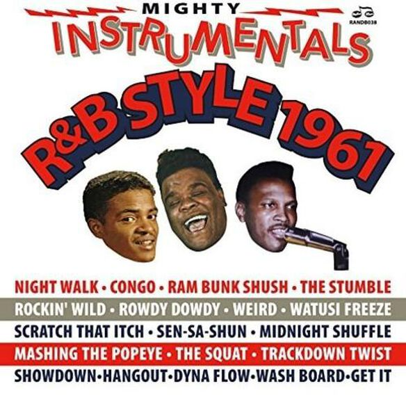 Mighty Instrumentals R&B Style 1961 / Various