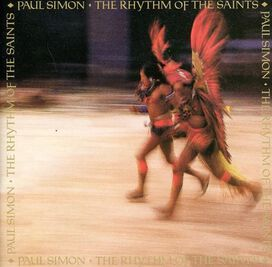 Paul Simon - Rhythm of The Saints