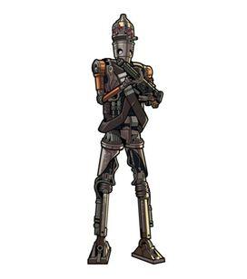 Star Wars - The Mandalorian IG-11 FiGPiN