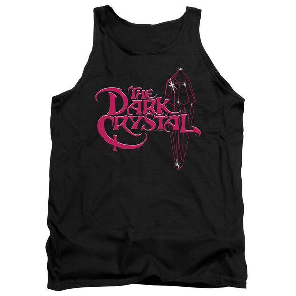 Dark Crystal Bright Logo Adult Tank