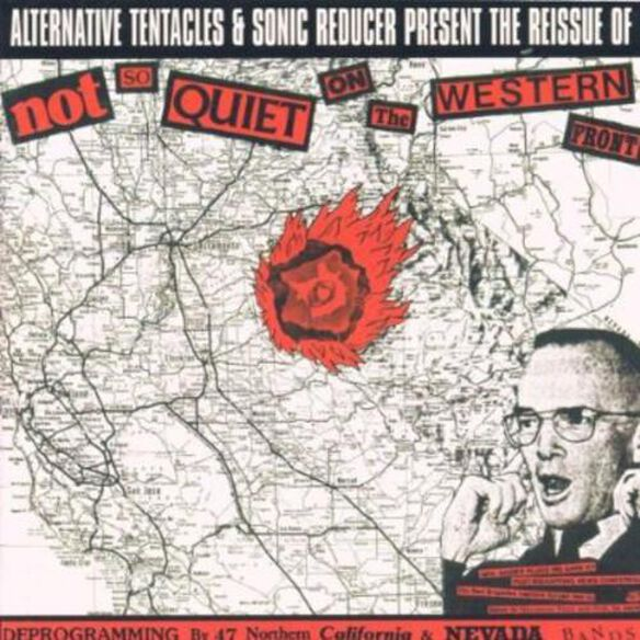 Not So Quiet On The Western Front / Various (Dbtr)
