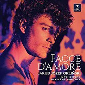 Jakub Orlinski / Il Pomo D'Oro/ Maxim Emelyanych - Facce D'amore