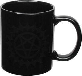 Black Butler Sebastian Seal Heat Changing Mug