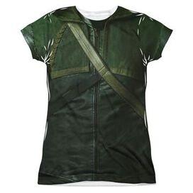 Green Arrow TV Uniform Sub Juniors T-Shirt