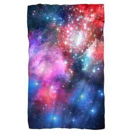 Galactic 3 Fleece Blanket