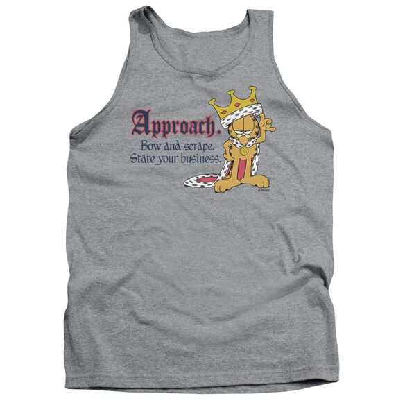Garfield State Your Business Adult Tank Athletic
