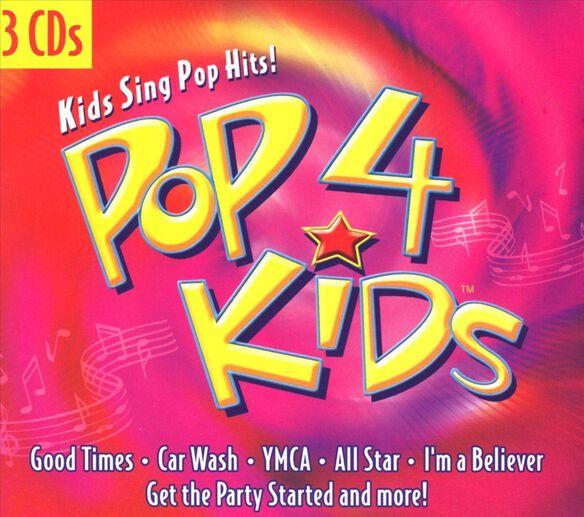 Pop 4 Kids (3 Pkdigi)