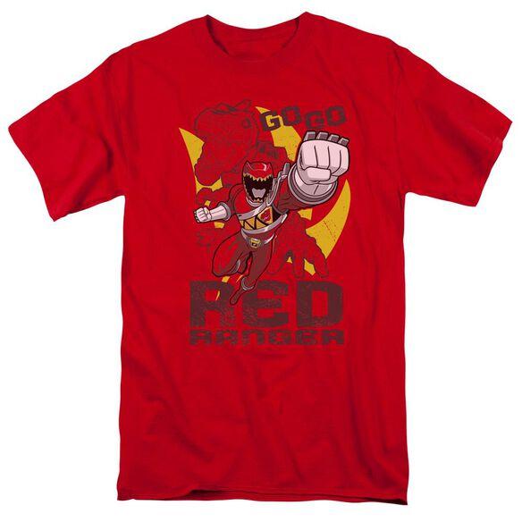 Power Rangers Go Short Sleeve Adult T-Shirt