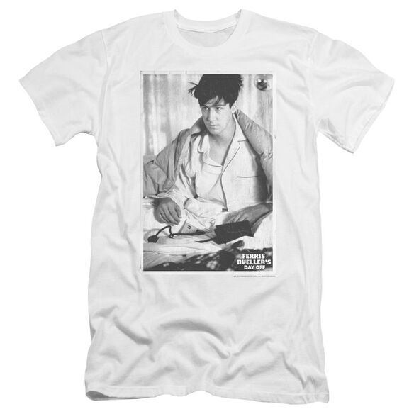 Ferris Bueller Cameron Premuim Canvas Adult Slim Fit