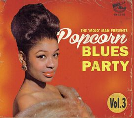 Various Artists - Popcorn Blues Party 3 (Various Artists)