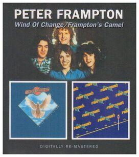 Peter Frampton - Wind of Change / Frampton's Camel
