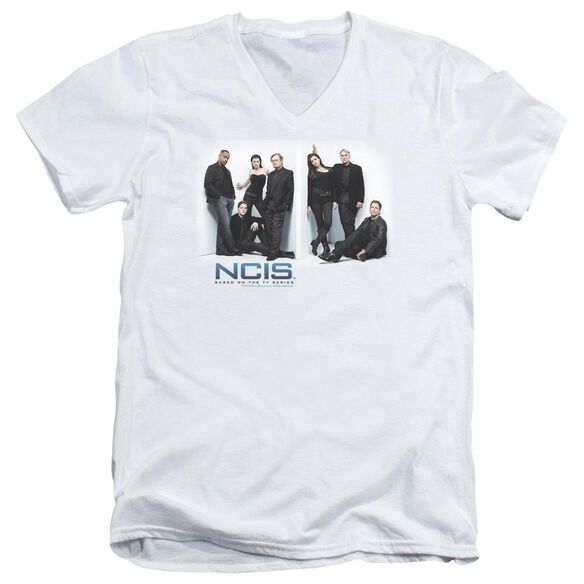 Ncis Room Short Sleeve Adult V Neck T-Shirt