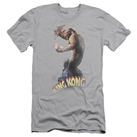 King Kong Last Stand Short Sleeve Adult T-Shirt