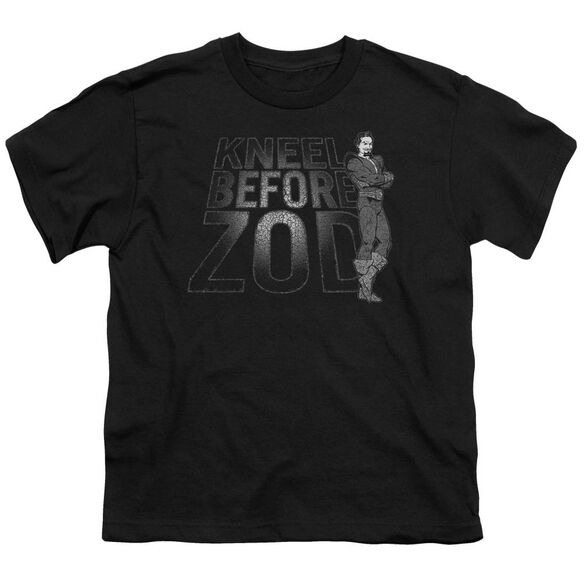Dc Kneel Zod Short Sleeve Youth T-Shirt