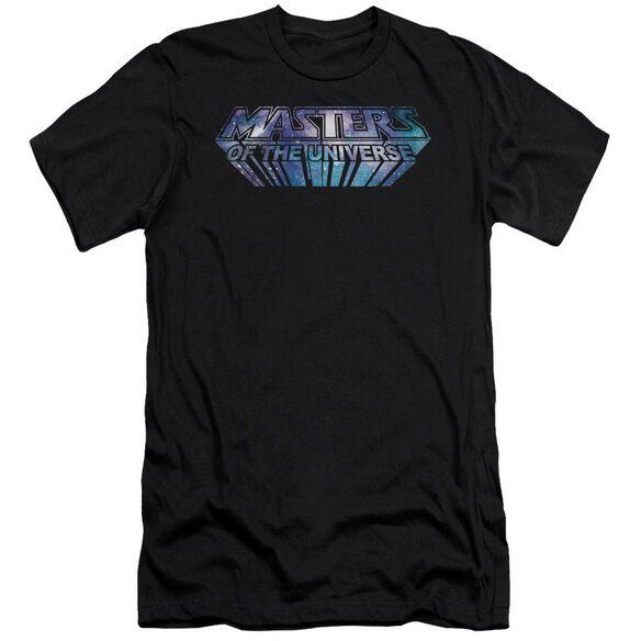 Masters Of The Universe Space Logo Premuim Canvas Adult Slim Fit