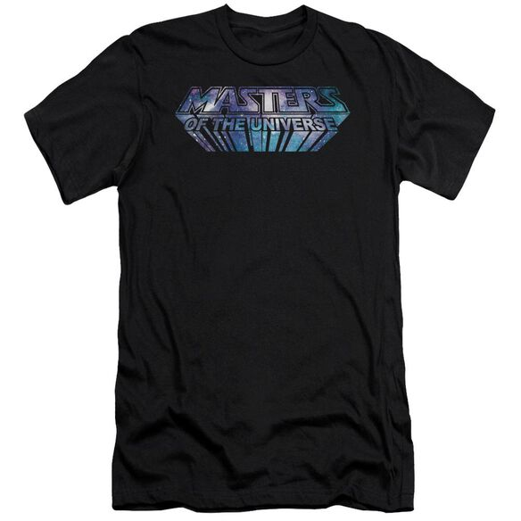 Masters Of The Universe Space Logo Short Sleeve Adult T-Shirt