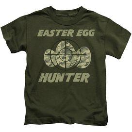 The Hunt Short Sleeve Juvenile Military T-Shirt