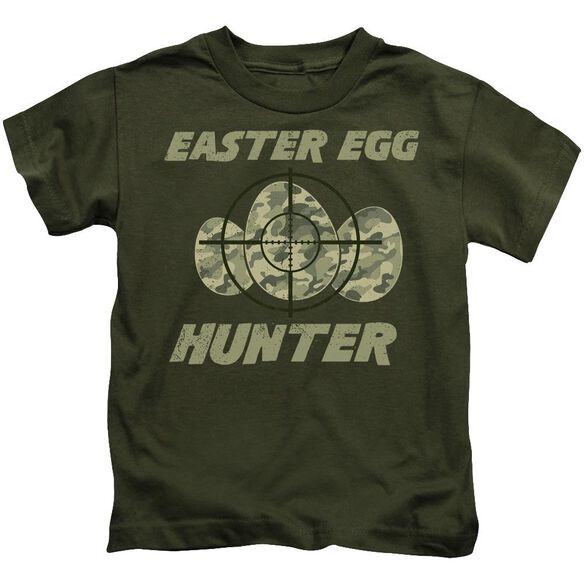 The Hunt Short Sleeve Juvenile Military T-Shirt