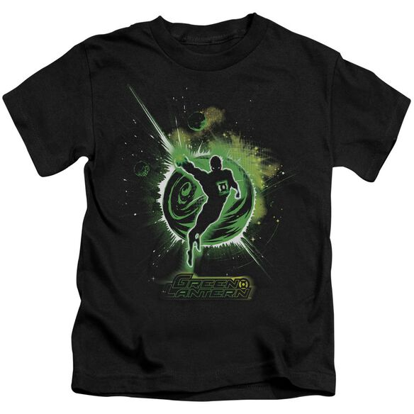 Green Lantern Shadow Lantern Short Sleeve Juvenile T-Shirt