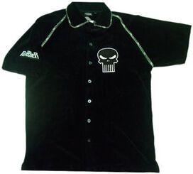 Punisher Velour Shirt