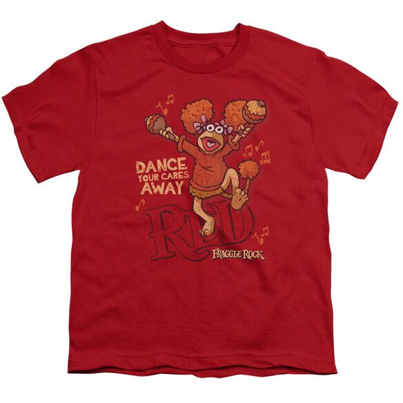 Fraggle Rock Dance Short Sleeve Youth T-Shirt